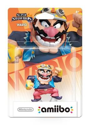 Nintendo Wario amiibo Figure