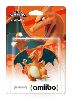 Nintendo Charizard amiibo Figure
