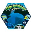Glo Wubble Ball with Pump - Blue