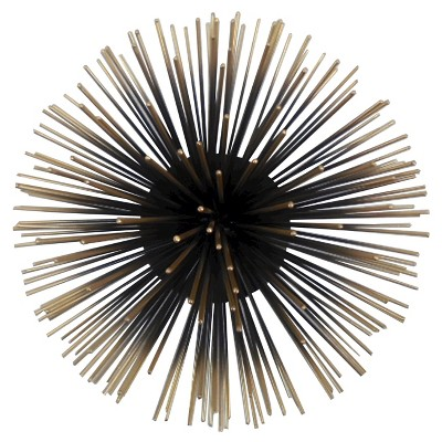 Threshold Gold Sea Urchin - Large