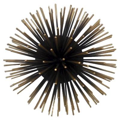 Threshold Gold Sea Urchin - Small