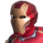 Marvel The Avengers Men's Iron Man Mask