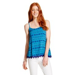 Women's Printed Tank Top - Mossimo Supply Co.™ (Junior's)