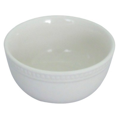 Camden Dip Bowl Cream Set of 4 - Threshold™
