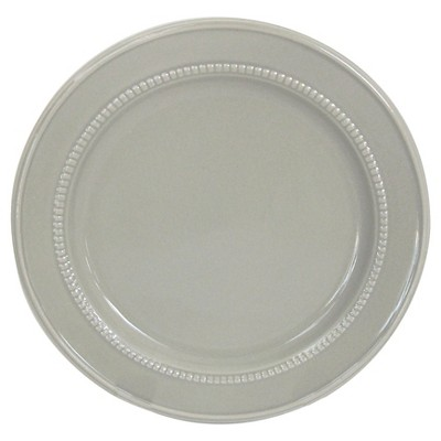 Camden Appetizer Plate Light Gray Set of 4 - Threshold™