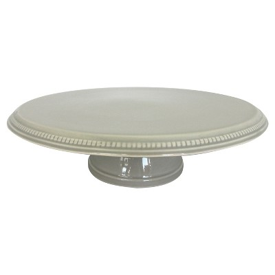 Camden Cake Stand Light Gray - Threshold™