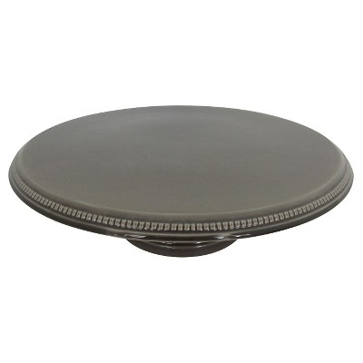 Camden Cake Stand Dark Gray - Threshold™
