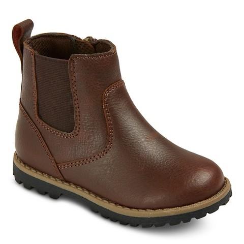 toddler boys harrison chelsea boots cherokee target