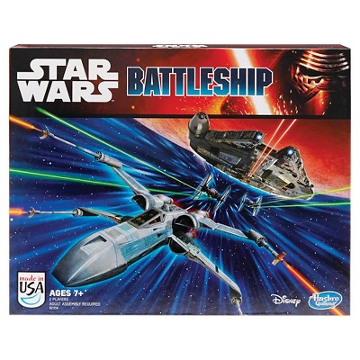 Battleship Star Wars Edition Strategy Game
