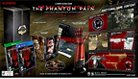 Metal Gear Solid V : The Phantom Pain Collector's Edition (PlayStation 4)