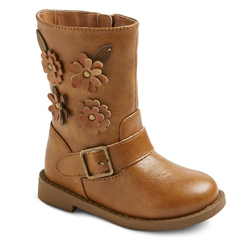 toddler fashion boots brown target