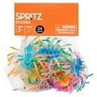 Spritz Halloween Glow in the Dark Spiders - 24ct
