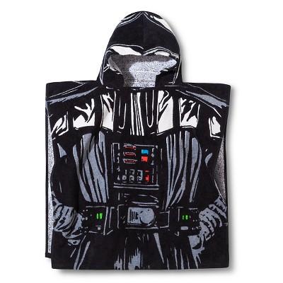 Star Wars Vader Hooded Towel