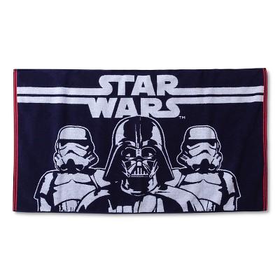 Star Wars Vader Bath Towel