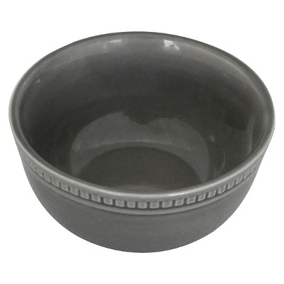 Camden Dip Bowl Dark Gray Set of 4 - Threshold™