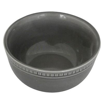 Camden Dip Bowl Dark Gray Set of 4 - Threshold™