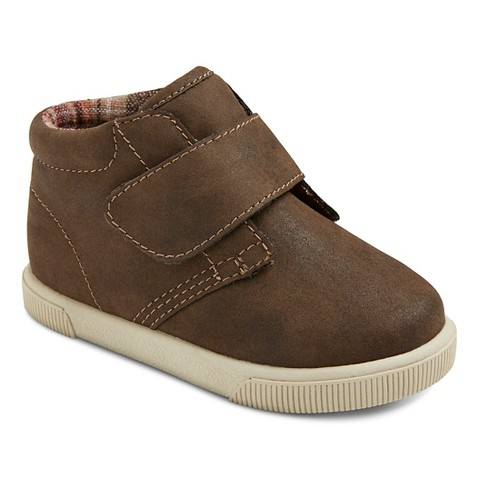 toddler boys boots brown target