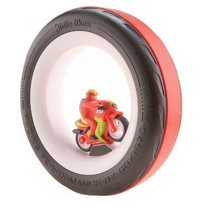 Little Tikes Tire Racers Motorcycle