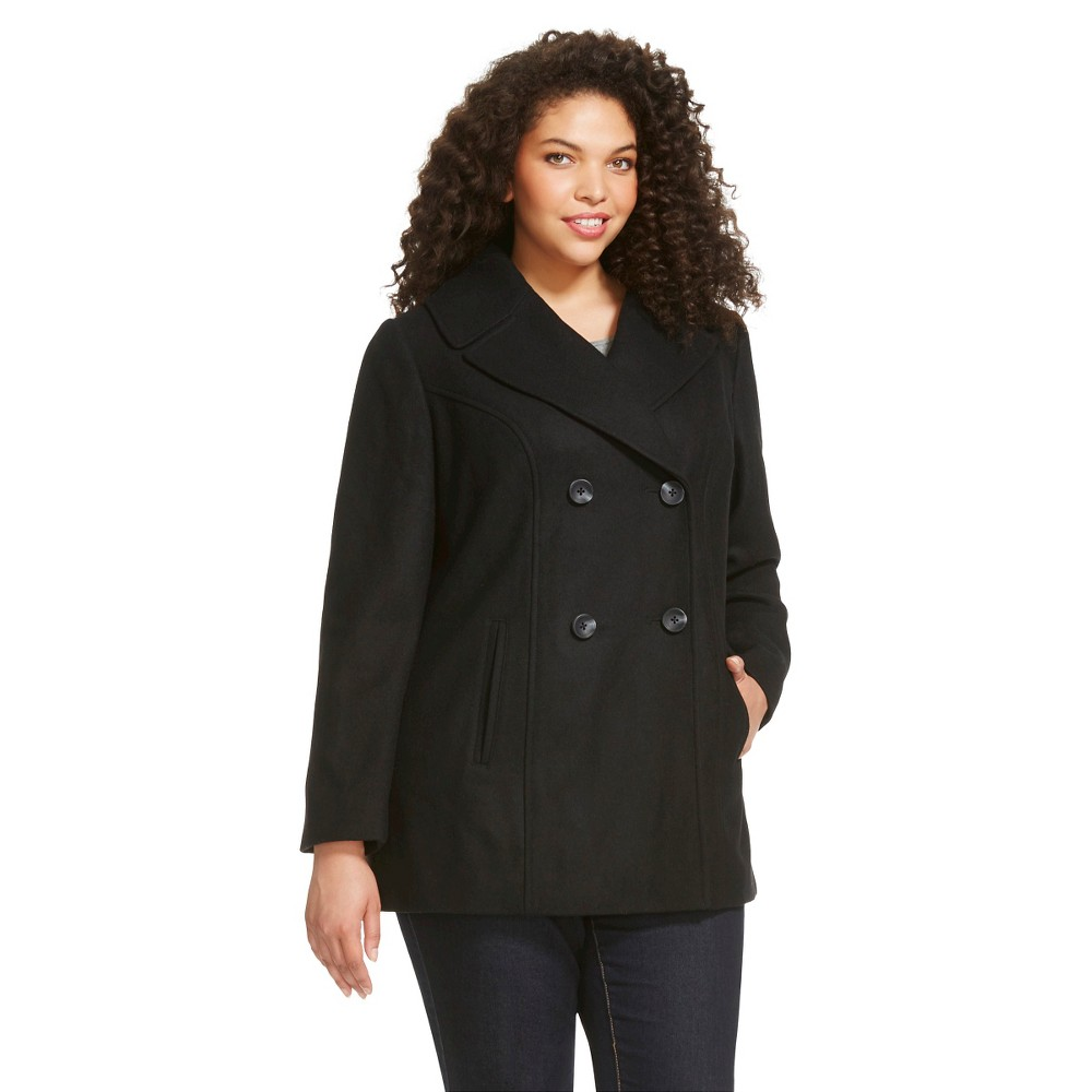The classic pea coat with an added bonus. Plus size jacket made with Columbia Women's Plus-Size Benton Springs Pea Coat Plus. by Columbia. $ - $ $ 32 $ 87 78 Prime. FREE Shipping on eligible orders. Some sizes/colors are Prime eligible. out of 5 stars