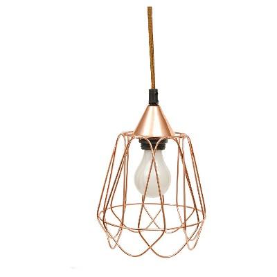 Metal Work Light - Copper
