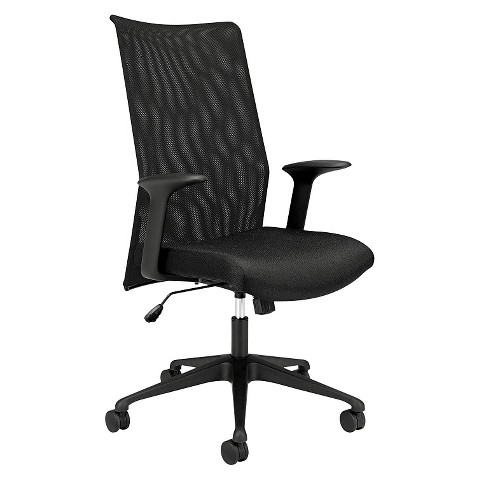 basyx office chair black target