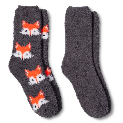 Women's Casual Socks Gray 4-10 - Xhilaration™