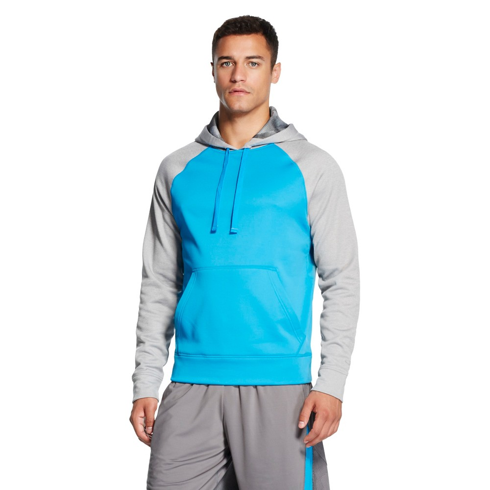 C9 Champion - Men's Tech Fleece Pullover Hoodie Vintage Aqua Xxl