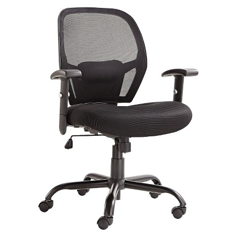 alera office chair black product details page