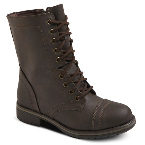 s mossimo supply co gwen combat boots target
