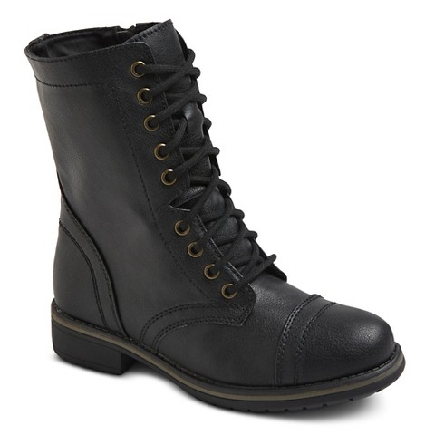 s gwen combat boots mossimo supply co target