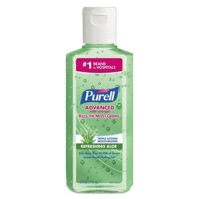 Purell Unscented Hand Sanitizer