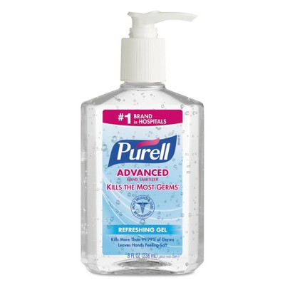 Purell Unscented Hand Sanitizer
