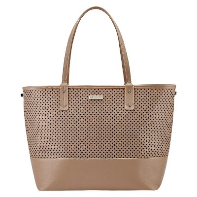 Skip Hop Duet 2 in 1 Diaper Bag & Crossbody, Taupe