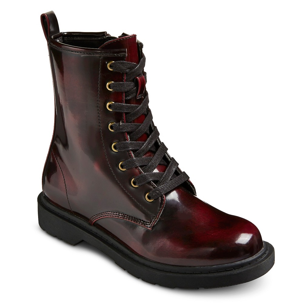 mossimo supply co s combat boots