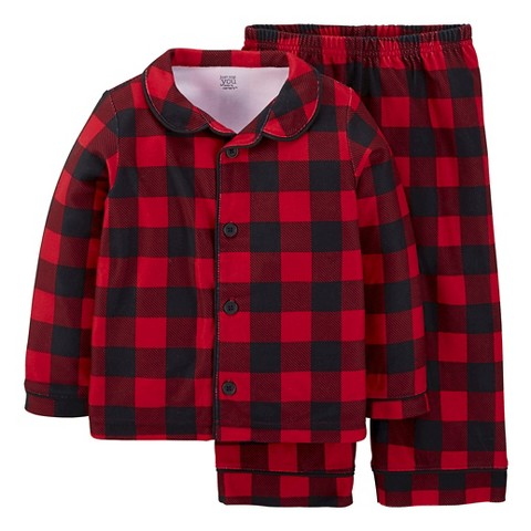 Toddler Boys' Just One You™ Made by Carter's® Pajama Set Zen Red