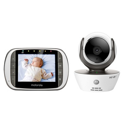 "Motorola MBP853CONNECT WiFi 3.5"" Video Monitor"