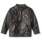 Urban Republic Infant Toddler Boys' Faux Leather Jacket