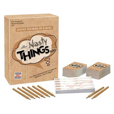 The Game of Nasty Things... Adult Game