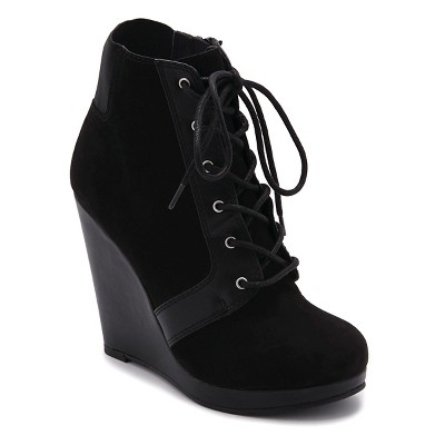 Booties Revel Revel Black 9