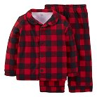 Just One You™ Made By Carter's® Toddler Boys' 2-Piece Plaid Pajama Set - Red 18 M