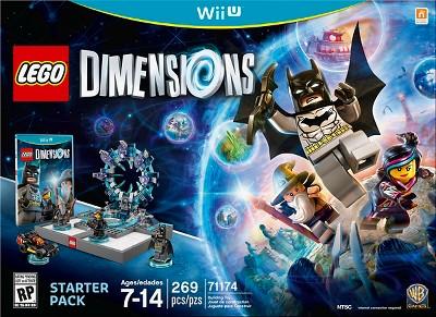 Lego Dimensions Starter Pack (Nintendo Wii U)
