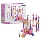 Guidecraft Fairytale Castle Blocks - Pink