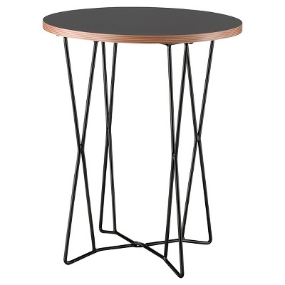 End Table Black - Adesso