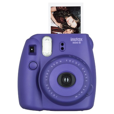 Fujifilm Instax Mini Instant Film Camera - Magenta (16443955)