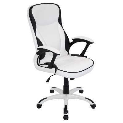 Storm Office Chair White - LumiSource