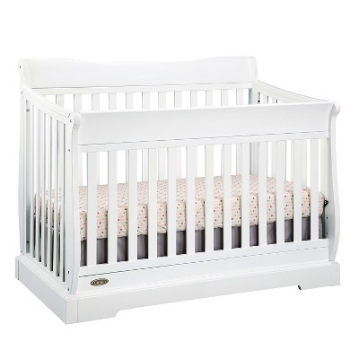 Graco Maple Ridge 4-in-1 Convertible Crib - White