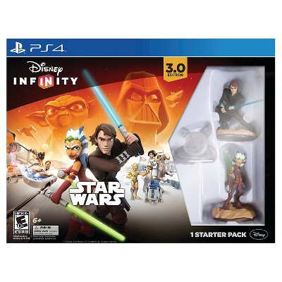 Disney Infinity 3.0 Edition Star Wars Starter Pack (PlayStation 4)