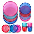 Circo™ Dinnerware Set Circo Multi-colored Solid