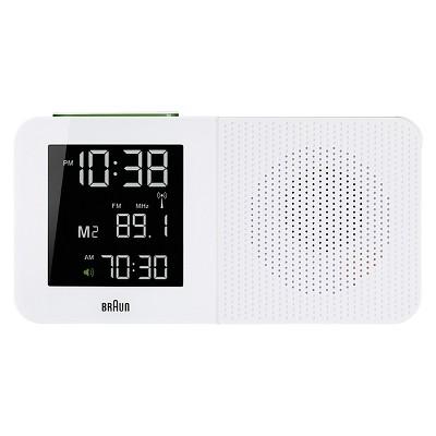 Alarm Clock - White