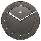 Decorative Casual Clock - Grey
